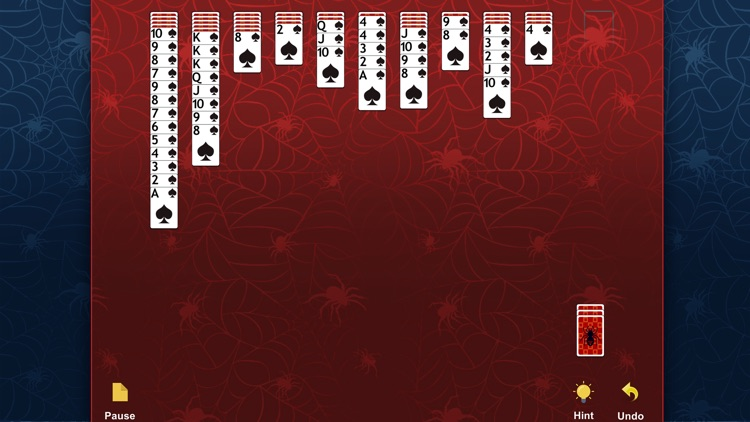 Spider Solitaire: Card Game screenshot-4