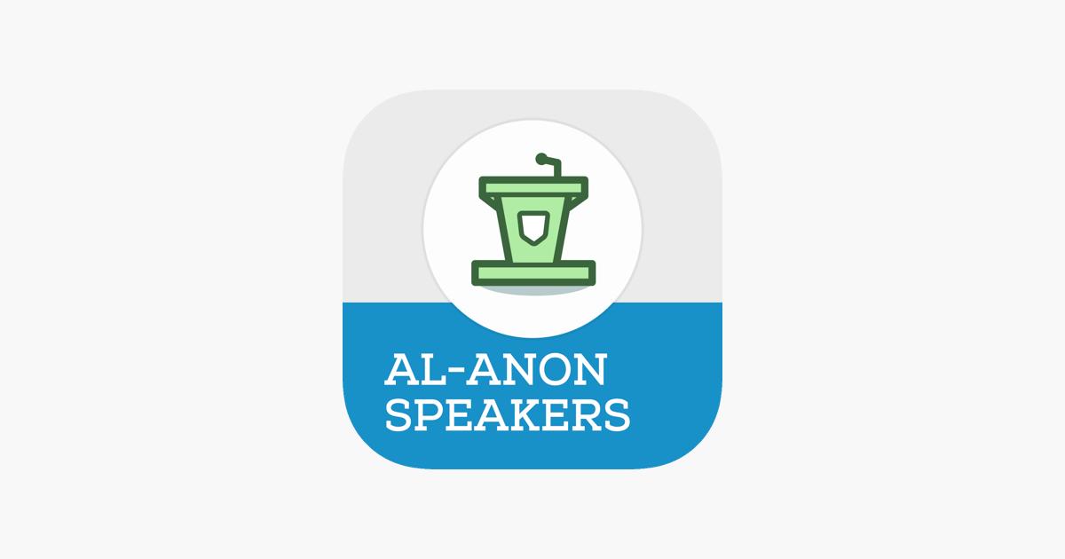 Al Anon Speaker Tapes For Alanon Alateen 12 Steps In De App Store
