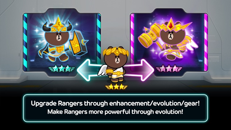 LINE Rangers screenshot-3