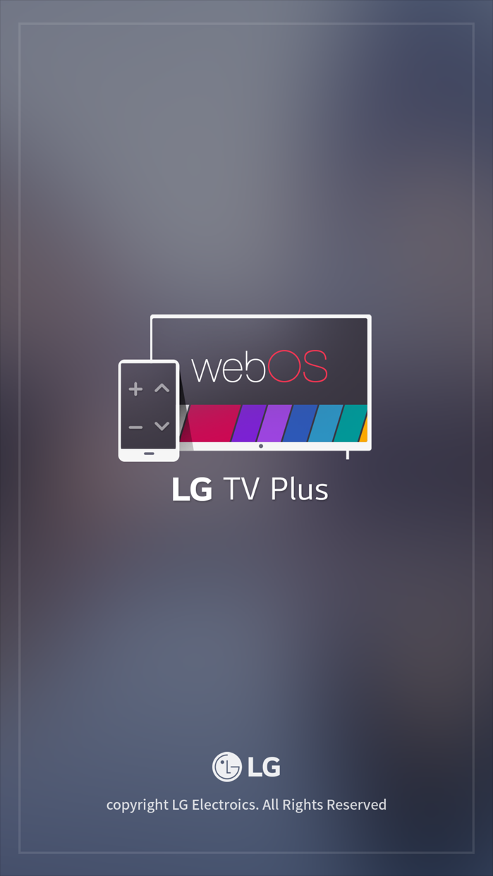 LG TV Plus Screenshot