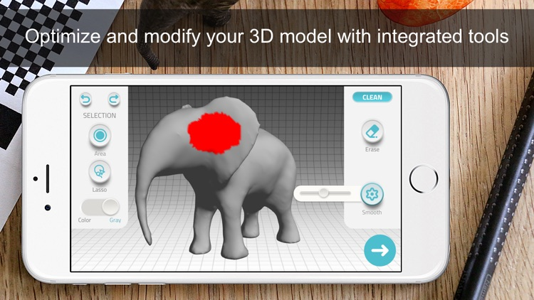 Qlone - 3D Scanning Solution