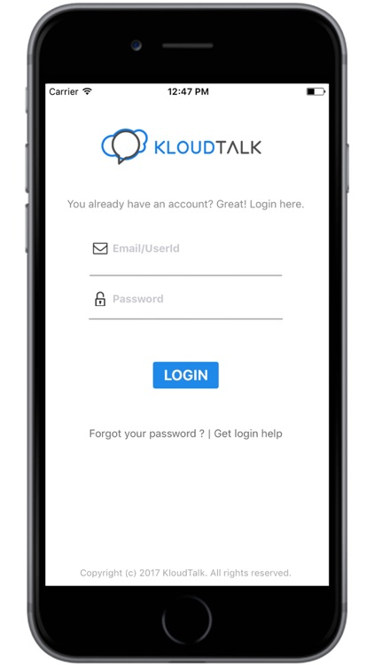 KloudTalk – Call from Websites
