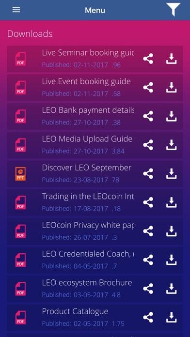 LEO Smart screenshot three