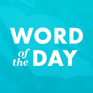 Word of the day: Learn English Reference app