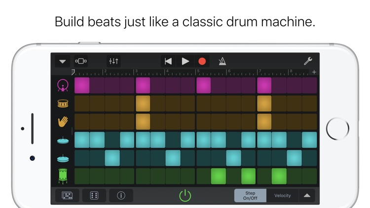 GarageBand screenshot-0