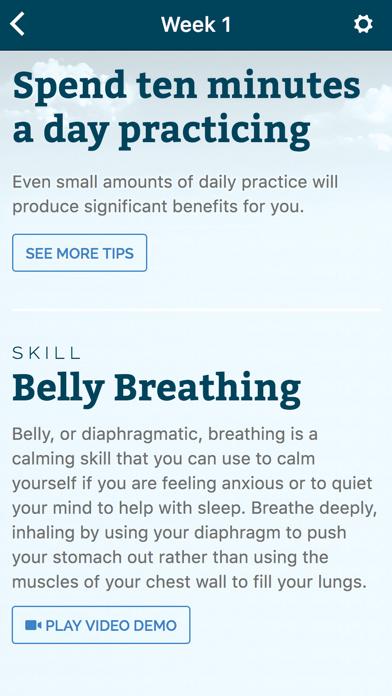 Koru Mindfulness screenshot three