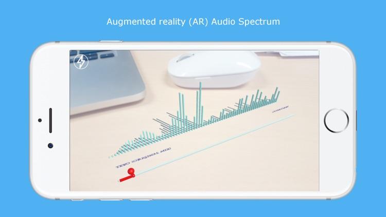 AR Audio Spectrum 3D