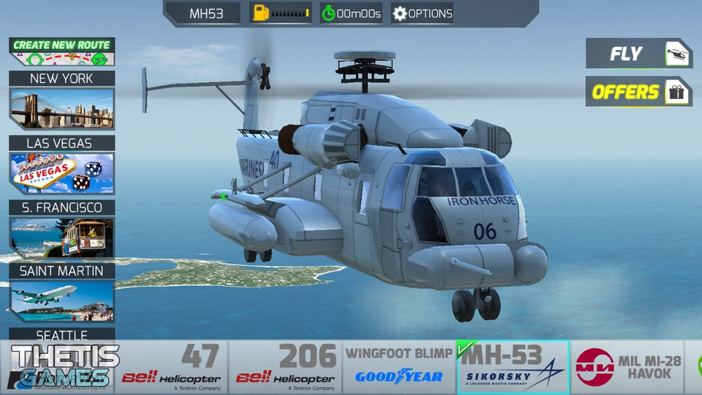 SimCopter Helicopter Simulator Cheat Codes