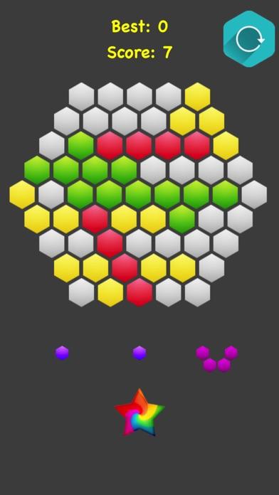 Hexagonal Merge. screenshot 5