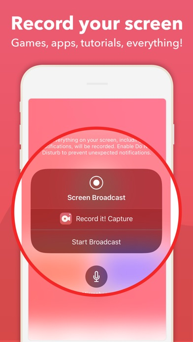 Download Record it! :: Screen Recorder for Pc