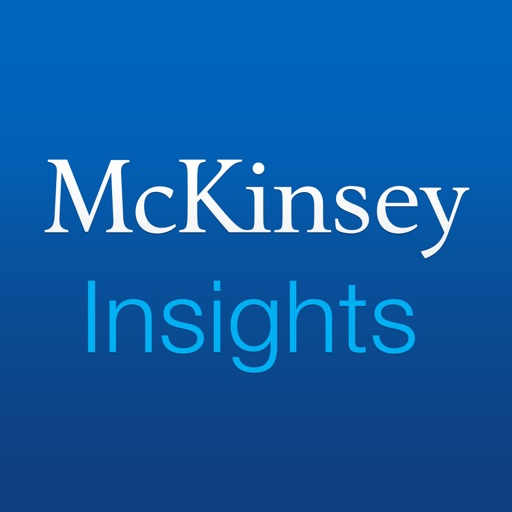 McKinsey Insights app icon图