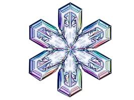 Kenneth Libbrecht Snowflakes