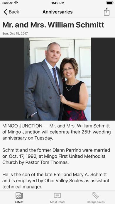 Herald Star screenshot three