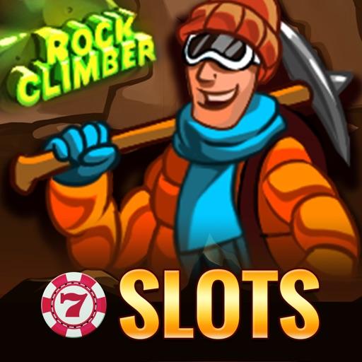 Rock Climber Slot Game