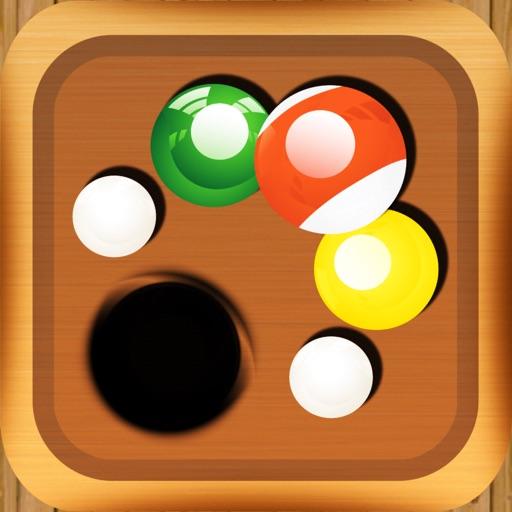 Tilt the Table, Roll the Balls iOS App