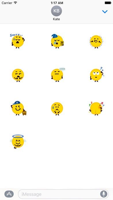 Facemoji - Funny Emoji Sticker screenshot 3