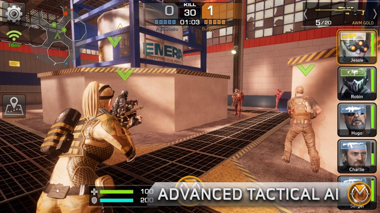 Combat Squad - Online FPS screenshot-2