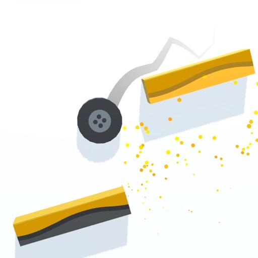 Falling Wheel!