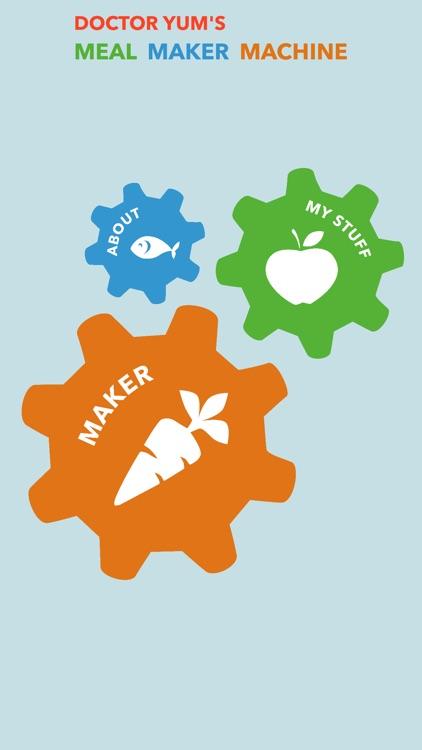 Meal Maker Machine