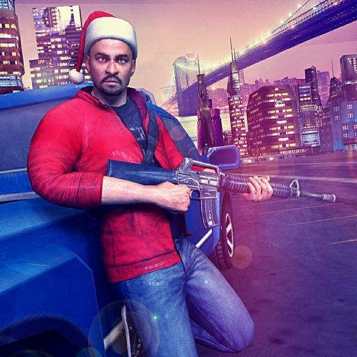 Gangster Mafia Christmas City iOS App