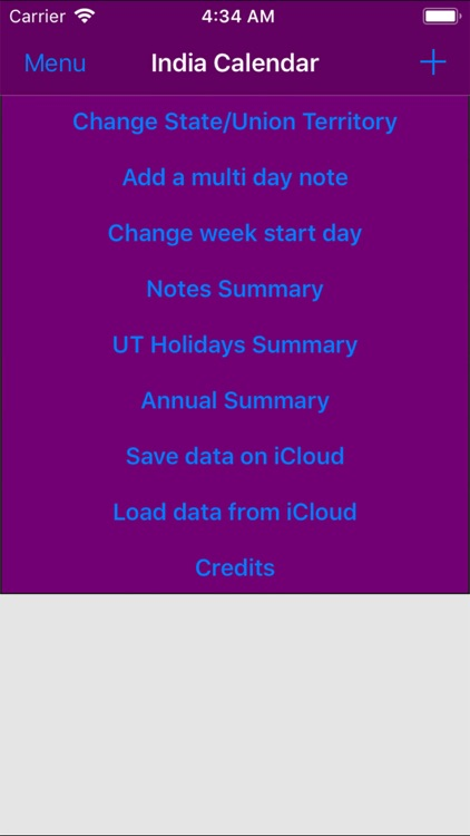 2019 India Holiday Calendar screenshot-4