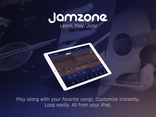 Jamzone - Learn, Play, Jam! Screenshot