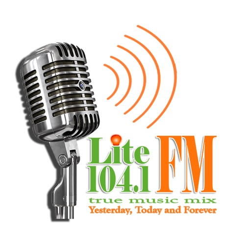 104.1 Guyana Lite FM icon