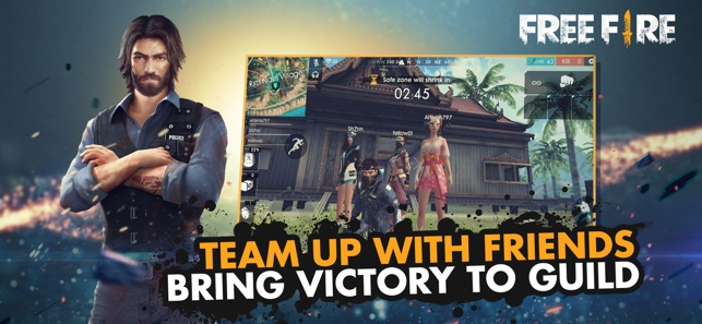 Garena Free Fire Winterlands On The App Store