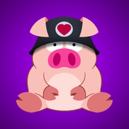 Cute Piggy Commando