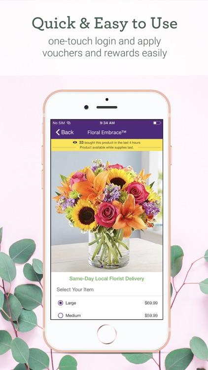 1800Flowers: Flowers & Gifts screenshot-3