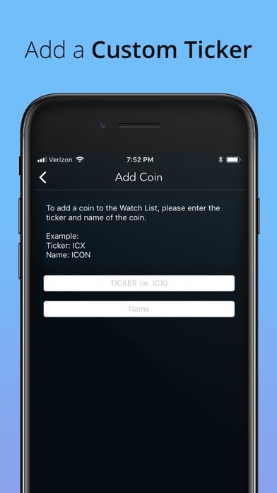 Crypto Tracker Bot Screenshot 5