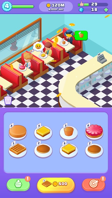 Merge Bakery screenshot 4