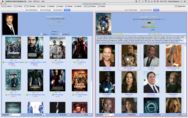 Coollector Movie Database Lite on the Mac App Store
