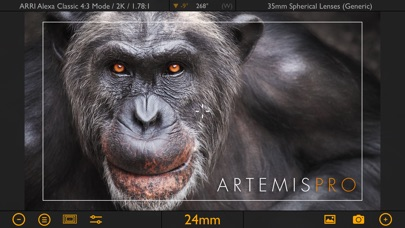 Update: Artemis Pro  (Photography)