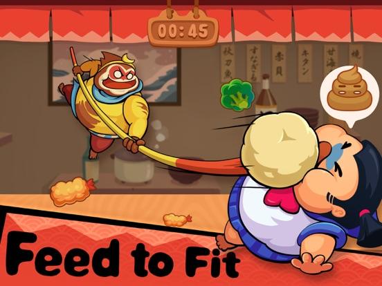 Игра EAT FATTY
