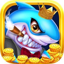 捕鱼吧打鱼—电玩打鱼游戏厅的欢乐捕鱼游戏