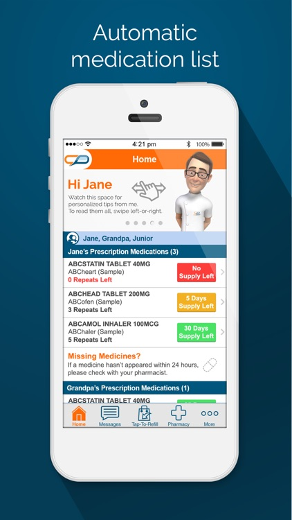 MedAdvisor screenshot-0
