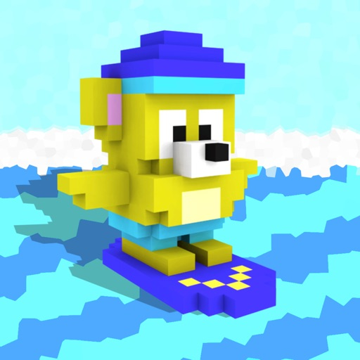 Amazing Surfin' Dog iOS App