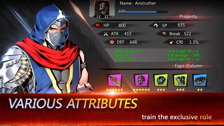 Soul Of  Ninja screenshot-4