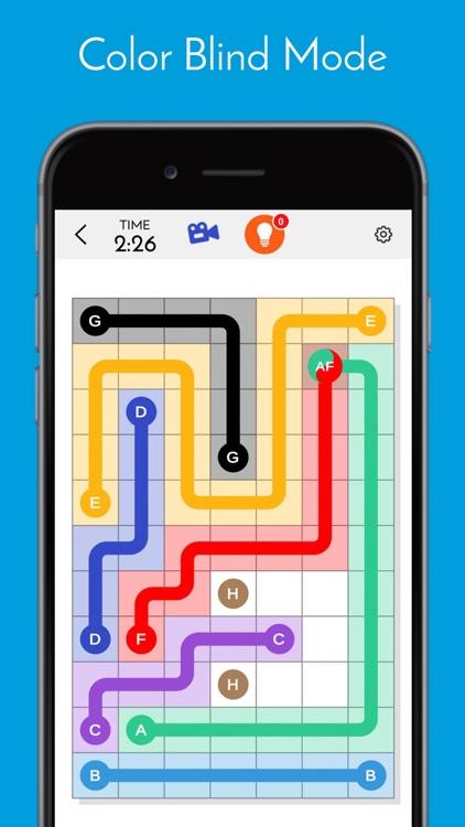 Knots Puzzle screenshot-4