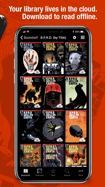 Dark Horse Comics screenshot-3