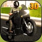 Extreme Motor Bike Ride simulator 3D – Steer the moto wheel & show some extreme stunts icon