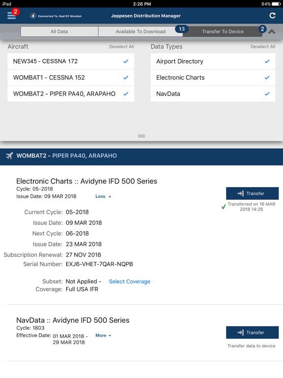 Jeppesen JDM Mobile | Apps | 148Apps