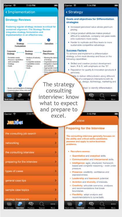 Jobjuice Strategy & Consulting screenshot-4