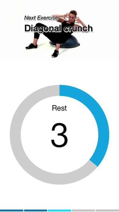 Virtual Trainer Bosu Ballのおすすめ画像4