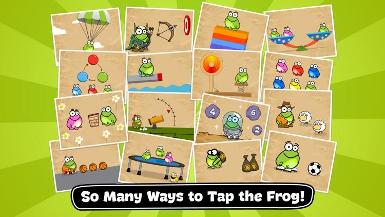 Tap the Frog: Doodle screenshot-3