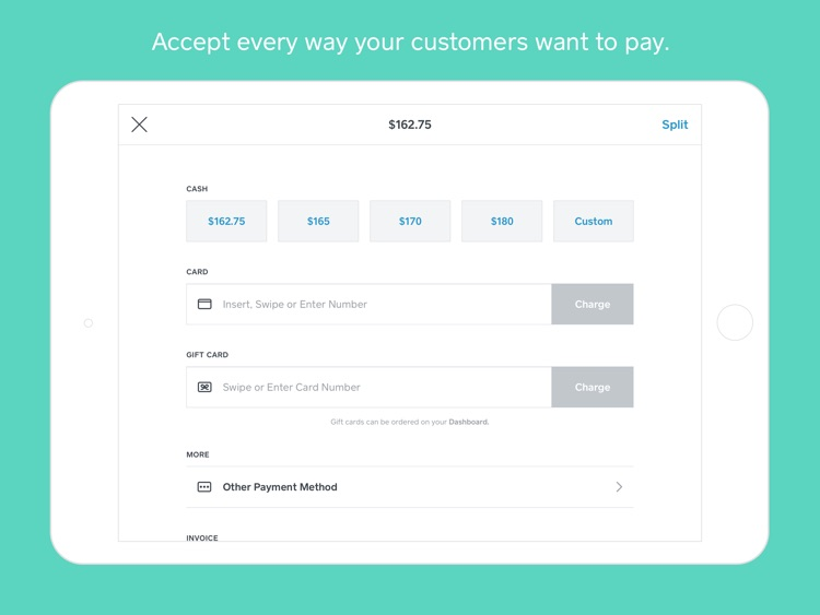 Square - Retail Point of Sale screenshot-4