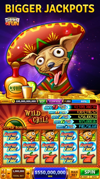 download Slots Casino - House of Fun apps 0
