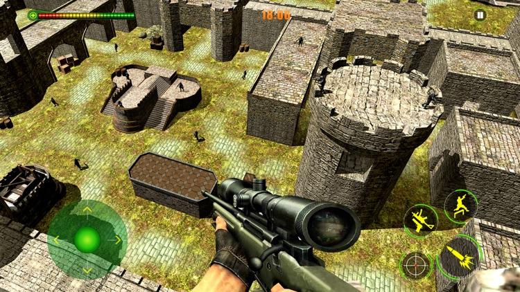 War Hero: Ruthless Assassin screenshot-3