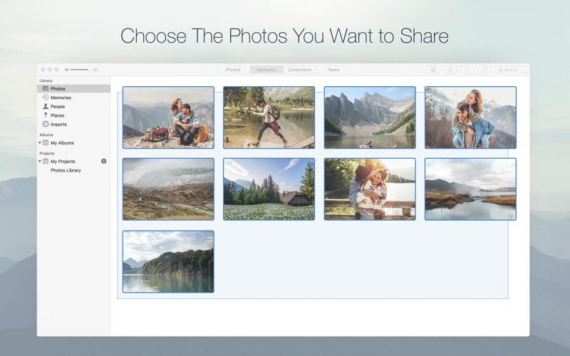 Wix Photo Albums Screenshot - 2